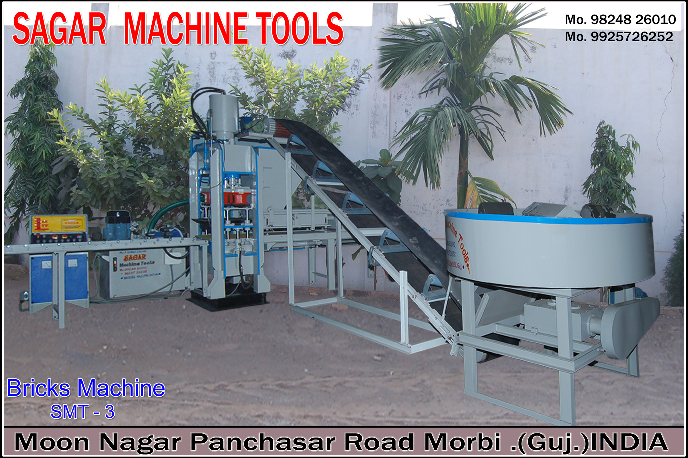 Fly Ash Bricks Machine Auto