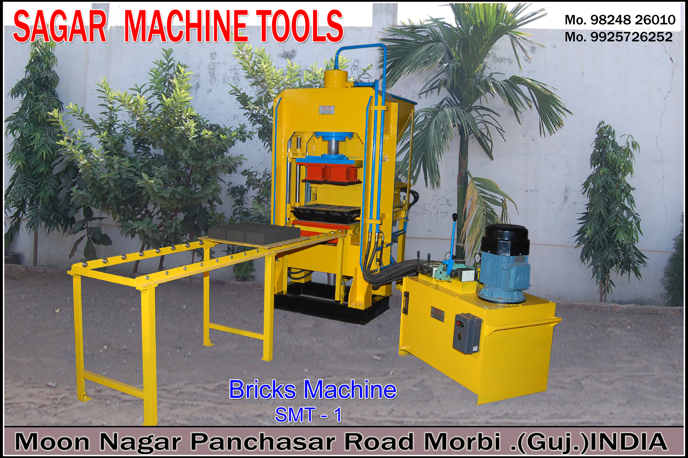 Fly Ash Bricks Machine Manual
